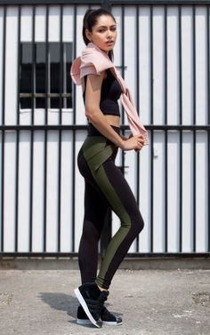 Athleisure refers to casual clothing — like yoga pants, sweat pants, and hoodies — that are designed to be worn both for exercising and for doing (almost) everything else.