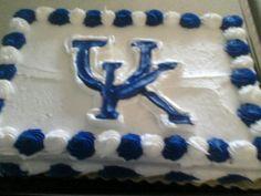 UK cake...awesome! #UltimateTailgate #Fanatics