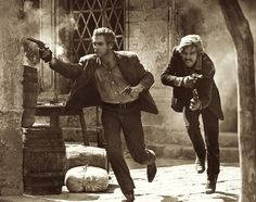 Butch Cassidy and the Sundance Kid.