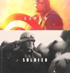 Captain America: The First Avenger - Chris Evans