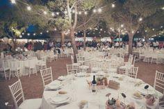 Decoración de las mesas de celebración para tu boda 2016: 30 ideas diferentes Image: 12