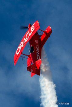 Team Oracle. Air Show, Atlanta