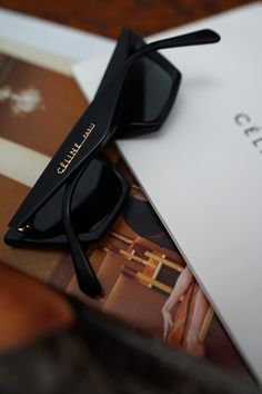 9dc6f57384c8 Celine edge sunglasses