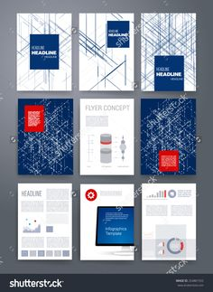 stock-vector-templates-design-set-of-web-mail-brochures-mobile-technology-and-infographic-concept-saas-254881555.jpg (1166×1600)