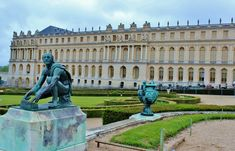 Palace of Versailles - Paris - France