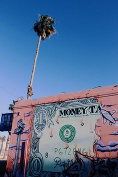 art, graffiti, and money image Estilo Chola, Chicano Love, Mexico Culture, Murals Street Art, Money Trees, Adventure Is Out There, Urban Art, Palm Trees, Art Photography