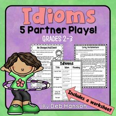 Idioms Partner Plays