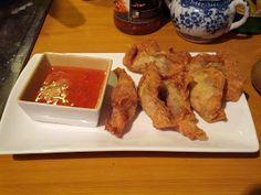 Küchenteufel dämpft: Wan Tan (Dim Sum)