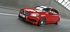 Performance-Kit für die #Mercedes A-Klasse von #VÄTH #tuning