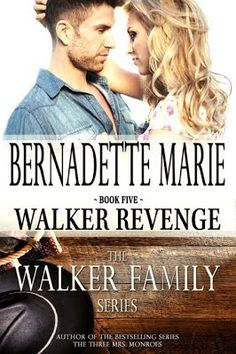 CBY Book Club: Blog Tour Excerpt & Giveaway - Walker Revenge by Bernadette Marie