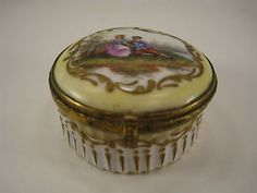 Antique Porcelain Trinket Boxes | Antique-Victorian-Porcelain-Trinket-Box-w-Meissen-Quality-enamel-pill ...