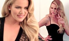 Khloé Kardashian shares behind-the-scenes video from NewBeauty shoot