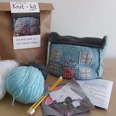 Knit a Seaside Cottage
