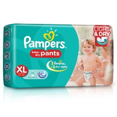Buy  #Pampers   #Pants   #Diaper   XL Size From #Kindercart   Visit now at:-www.kindercart.com/Diapers/pamperspantsdiaperxlsizeextralarge32pads32pieces-p-25497.html