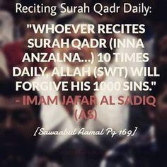 "✿⊰ℳy ℱąitℋ-IsLaM⊱✿ | ""Ahl-e-Bait"" ~ Imam Jafar Sadiq(A.S) | Islam | Allah's mercy | Subhanallah"