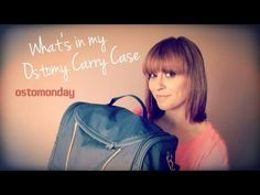 What's in my Ostomy Carry Case? | Ostomonday - YouTube