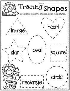 Preschool Zoo Theme - Planning Playtime : Preschool Shapes Worksheets - Zoo Theme Looking for fun Preschool Zoo Theme Activities for kids? Check out these 16 Hands-On Preschool Zoo inspired Learning Activities and Crafts for Preschool or Kindergarten. Preschool Zoo Theme, Shape Worksheets For Preschool, Shapes Worksheets, Preschool Writing, Preschool Learning Activities, Homeschool Kindergarten, Preschool Printables, Preschool Lessons, Preschool Classroom