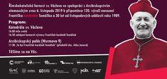 Kardinála Tomáška v Olomouci připomene mše, výstava i přednáška - Arcibiskupství olomoucké Movie Posters, Movies, Films, Film Poster, Cinema, Movie, Film, Movie Quotes, Movie Theater