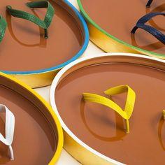 """Las simpáticas bandejas """"Carioca"""" de #DaGema también presentes en el  #FestivalDelDiseño #DDays2015 #París #DesignWeek #diseño #LeFestival #DDays2015 #agenda #experience #love #top #pic #design #art #decoración #deco #lifestyle #France #like #tags4likes #like4likes #instadesign #instadeco #instatop #Juin15 #designers #creative #DesignFestival"""
