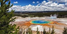 Parques Nacionales. Parque Nacional Yellowstone