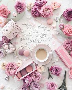 Photography Tips For Jewelry Coffee And Books, Coffee Love, Coffee Art, Flat Lay Photography, Coffee Photography, Product Photography, Photography Tips, Flower Aesthetic, Pink Aesthetic