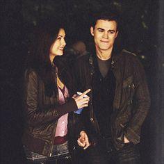 The beginning...Vampire Diaries :)