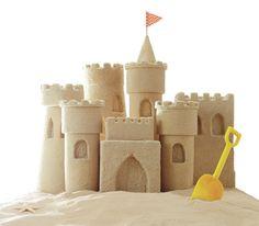 How to Build a Sand Castle Like a Pro