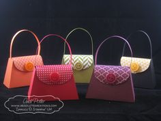 One in every color from ABsolute Kreations by Andi