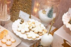 Dreaming of a White Christmas | CatchMyParty.com