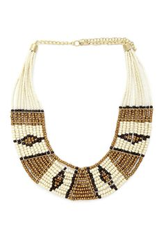 Bead Statement Necklace | Forever 21 Canada