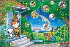 AP-10-171 Snoopy Peanuts - Apollo-sha Japan Jigsaw Puzzles