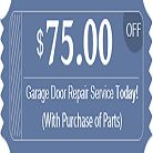 Get Discount Coupon of $75 OFF on Garage Door Services in Orlando, FL Purchase any #garagedoorpart and get your #garagedoorservice by 31st December. Call us today on (844) 334-6692 or click on link.  Apply #CouponCode: ORL4910
