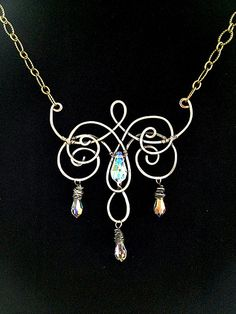 faerie necklace - Google Search