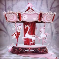 """Carousel for Birthday"" Natalie Shau"
