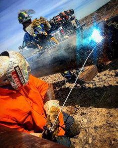 Welding Works, Pipe Welding, Welding Shop, Welding Rigs, Arc Welding, Welding Art, Welding Memes, Welding Trailer, Welding Trucks