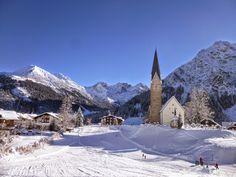 Mittelberg im Kleinwalsertal Vorarlberg #Austria