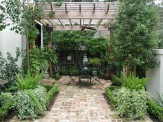 Beautiful Small Backyards | How to Build A Beautiful Landscape in your Small Home : Creative ...