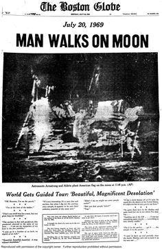 Remembering The Moon Landing  Images brought to you by Parkes Australia.