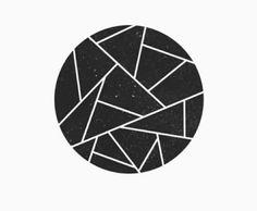 Geometric Graphic Design, Geometric Nature, Geometric Logo, Geometric Designs, Graphic Design Inspiration, Geometric Patterns, Tattoo Inspiration, Tatoo Simple, Shape Design