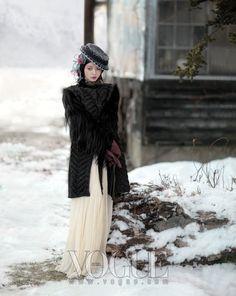 Vogue Korea - Winter