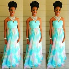 Dress Colorful dress , worn once Not sherri hill just wanted to share it to that brand Sherri Hill Dresses