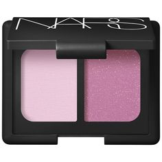 NARS Cosmetics Duo Eye Shadow (Various Shades) ($33) ❤ liked on Polyvore featuring beauty products, makeup, eye makeup, eyeshadow and nars cosmetics