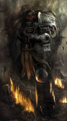 Call in the Deathwatch Warhammer 40k Rpg, Warhammer Paint, Warhammer Fantasy, Warhammer Deathwatch, Grey Knights, Space Marine, Fantastic Art, Game Art, Illustrations