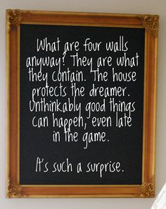 Reuse a thrift store picture and pretty frame to make a chalkboard! Large Framed Chalkboard, Make A Chalkboard, Chalkboard Signs, Chalkboards, Chalkboard Ideas, Inspirational Bible Quotes, Scripture Quotes, Motivational, Sun Quotes