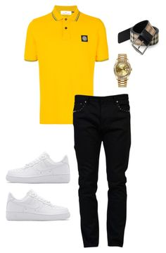 Designer Clothes, Shoes & Bags for Women Swag Outfits Men, Stylish Mens Outfits, Tomboy Outfits, Tomboy Fashion, Men's Fashion, Cute Outfits, Air Force 1 Outfit, Fresh Outfits, Outfit Grid