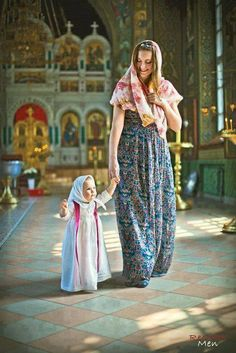 Orthodox Way of Life: Archive Catholic Veil, Chapel Veil, Russian Orthodox, Orthodox Christianity, Blessed Mother, Beautiful Person, Mother And Child, Modest Fashion, Islam