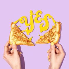Yes to Cheese Art Print by Amy Shamblen - X-Small Food Typography, Vintage Typography, Typography Poster, Typography Alphabet, Typography Quotes, Birthday Typography, Creative Typography Design, Poster Quotes, Typography Layout