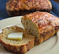 Click Pic for  50 St Patricks Day Food Ideas - Cheesy Mini Loaf Beer Bread | St Patricks Day Recipes