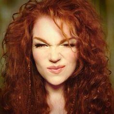 Photo by tathariel Redhead Bride, Redhead Girl, Beautiful Hair Color, Beautiful Gorgeous, Merida Hair, Wedding Hairstyles For Girls, Stunning Redhead, Redheads Freckles, Auburn Hair
