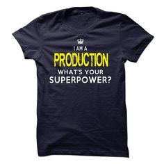 Im A/An PRODUCTION